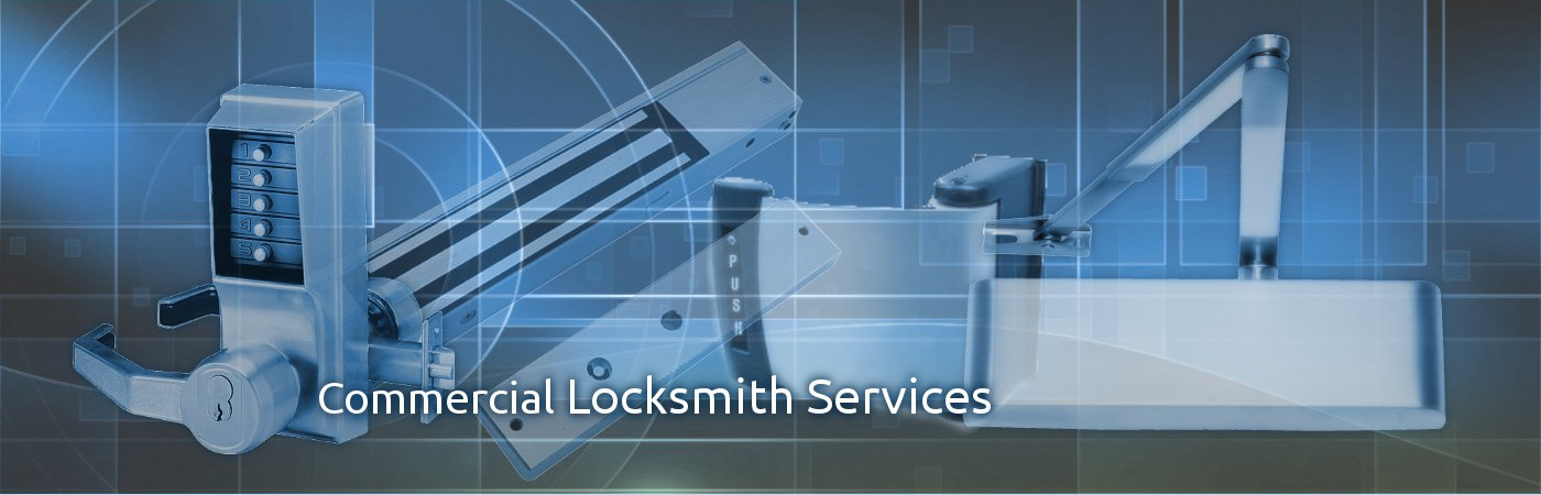 Commercial New Jersey Locksmith